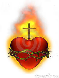 The Month of June is dedicated to the Sacred Heart.