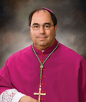 Bishop Michael G. Duca