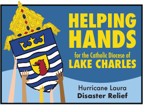 Helping Hands - Lake Charles Disaster Relief - Click to Donate