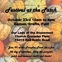 Fall Festival at the Pumpkin Patch