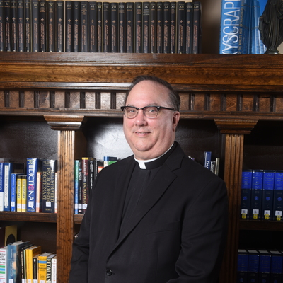 Father Mark Lewis