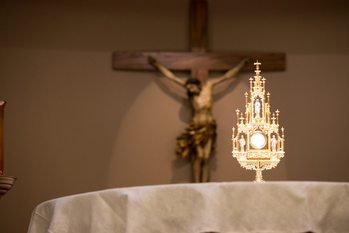 Monthly Eucharistic Holy Hour - Livestream Event