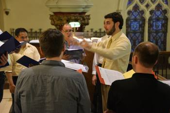 Introducing our new Director of Liturgy & Music for Oratorian Ministries