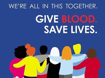 Blood Drive at Holy Trinity - June 16
