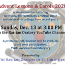 Advent Lessons & Carols - December 13