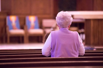 Discerning whether to return to Mass