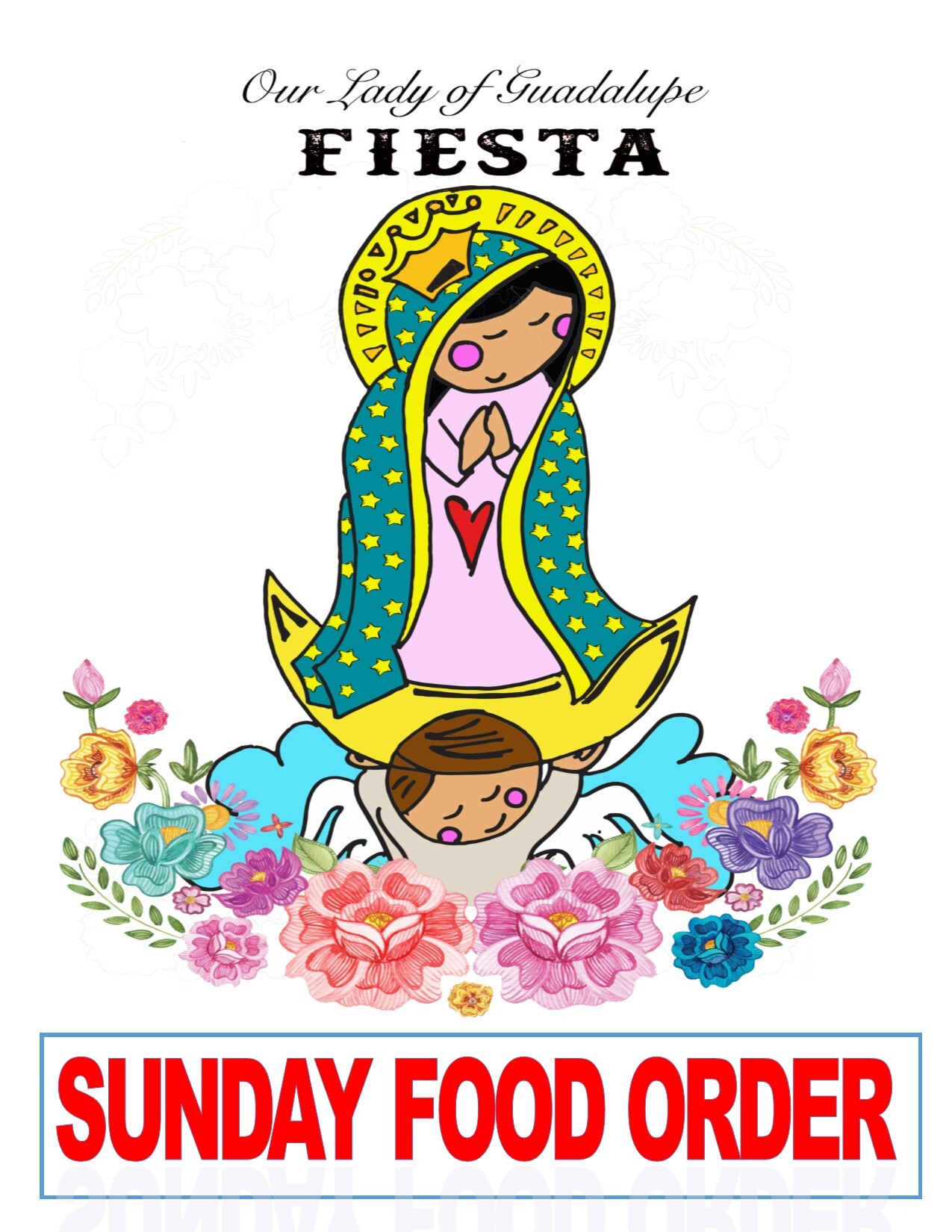 Orders for Sunday 8/8/2021