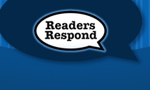 Readers Respond – April 28, 2018
