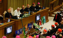 Indigenous bring needed diversity of expression to synod, speakers say