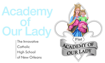 academy of Our Lady wins LHSAA runners-up in cheerleading