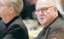U.S. bishops hear frank discussions on abuse crisis