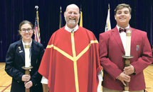 New chaplain appointed at Archbishop Hannan High in Covington