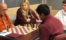 Chess is an opening gambit in the game of life