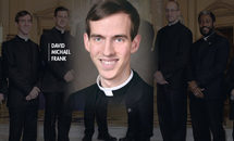 Ordinands share the stories behind their chalices: David Michael Frank