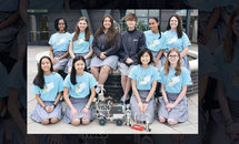 St. Mary's Dominican students excel at engineering, robotics