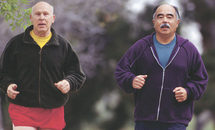 Regular exercise makes a difference
