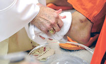 Prisoners may be 'out of sight,' but not to God