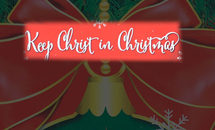 Christ in Christmas billboards, contest