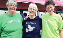 Dominican Sisters of Peace give respite to Gert Town