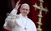 Pope: Where there are lies, there can be no love