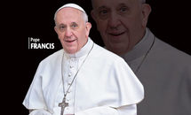 Pope denounces violence against Jewish people