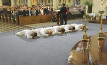 Ordinations reflect 2,000-year tradition
