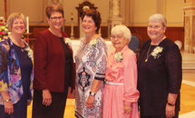 New leadership team elected by Sisters of Charity of Cincinnati