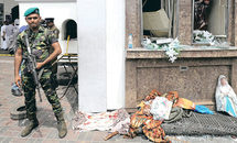 Sri Lanka Easter bombings traced to Islamic group