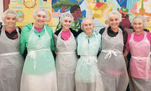 St. Scholastica seniors reach out in self-gift