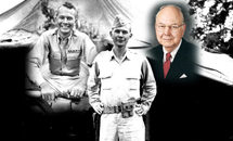 Frank Walk: Eagle Scout, engineer, D-Day hero