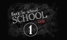 Back to School 1 Section - 2018