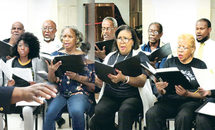Chorale carries on long legacy of black spirituals