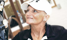 Coach has a special team to help her fight cancer