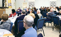 Permanent deacons focus on family life and the domestic church