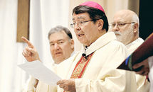 Papal nuncio: U.S. bishops committed to reform