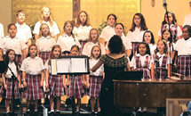 Praising God with many voices in 'Gathering of Choirs'