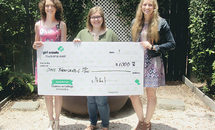 Seven local Girl Scouts earn scholarship money to attend college