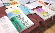 Mount Carmel hosts arts night for middle schoolers