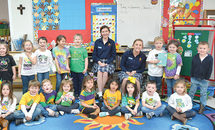 Pope John Paul students serve both on and off campus