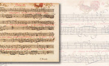 Ursulines' 1736 songbook preserved by HNOC