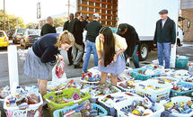 St. Mary's Dominican feeds its neighbors