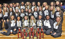 Dominican Debs shine in state dance competition