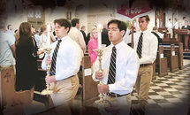 N.O. celebration of Brothers of Christian Schools