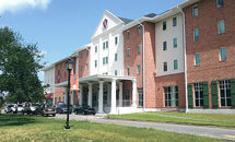First residence hall gives UHC a home-away-from-home feel
