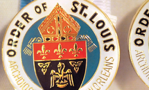 235 honored with Order of St. Louis Medallion