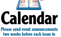 Calendar of Events: Nov. 9-Dec. 3, 2020