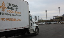 Second Harvest receives $25 million donation just when it is needed most
