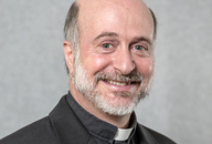 Jesuit Father Michael Bouzigard, N.O. native