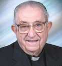 Jesuit Father Paul Schott, former Jesuit High president, 97