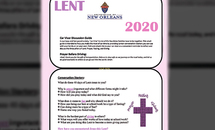 Lenten resources for spiritual growth abound